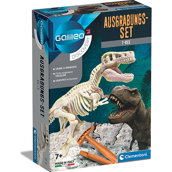 Galileo - Ausgrabungs-Set T-Rex
