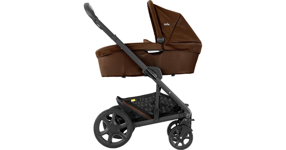 Kinderwagenaufsatz Chrome DLX, Dark Brown braun Kinder