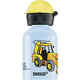 Alu-Trinkflasche Construction, 300 ml