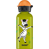 Trinkflasche Dancing Zebra 0,4 l