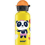 Trinkflasche Panda Sisters 0,4 l