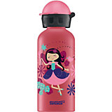 Alu-Trinkflasche Summer Fairies, 400 ml