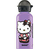 Alu-Trinkflasche Hello Kitty Goth Math, 400 ml