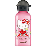 Alu-Trinkflasche Hello Kitty Flower Cuteness, 400 ml