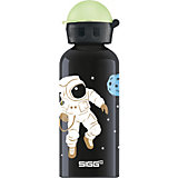 Alu-Trinkflasche Space, 400 ml