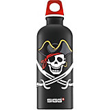 Alu-Trinkflasche Pirates Treasure, 600 ml