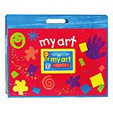 Большая папка для детских рисунков и фото, ALEX