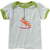 Baby T-Shirt Krabbelkrabbe Albglück
