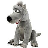 """Мягкая игрушка """"Волк"""", со звуком, 25 см, Маша и Медведь, МУЛЬТИ-ПУЛЬТИ"""