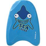 SPEEDO Kickboard SEA SQUAD für Jungen, blau