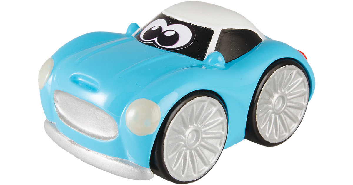 Stunt Auto Old Stevie, blau