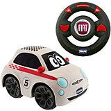 Машинка FIAT 500 Sport, с д.у., Chicco