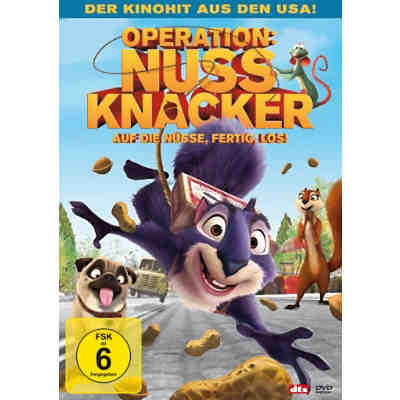 DVD Operation Nussknacker