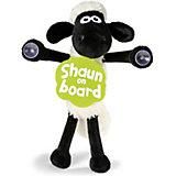 NICI 37900 Shaun on Board mit Saugnäpfen 20cm