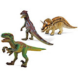Schleich Saurier: 41387 Scenery Pack Drei Dinosaurier
