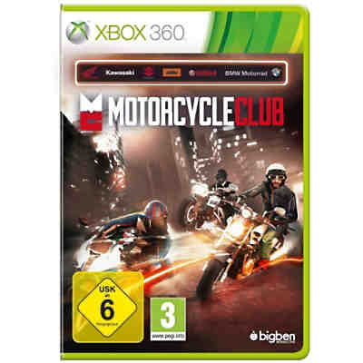 XBOX360 Motorcycle Club