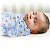 Конверт для пеленания на липучке SWADDLEME® S/M, Summer Infant, маленький чемпион