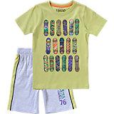E-BOUND Set Bermudas + T-Shirt für Jungen