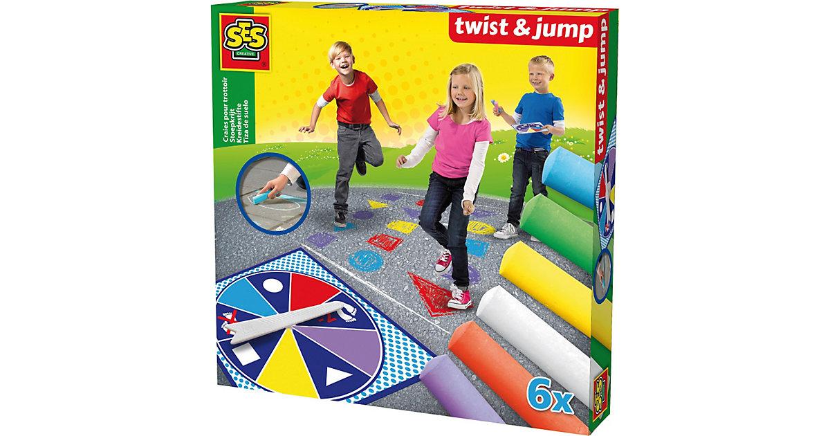 02242 Straßenkreide Spiel Twist & Jump