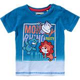 TRICKY TRACKS Baby T-Shirt für Jungen