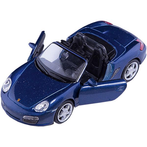 Mашина Porsche Boxster S, Welly