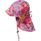 Mütze mit Nackenschutz für Mädchen
