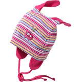 Knotenmütze für Mädchen