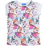 DIE EISKÖNIGIN T-Shirt für Mädchen