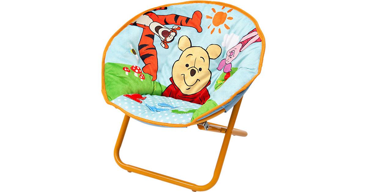 Stuhl, Winnie Pooh, klappbar gelb