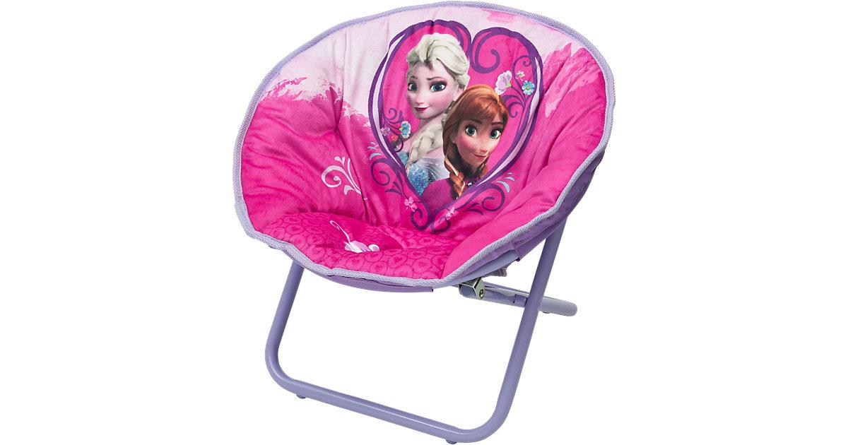 Stuhl, Frozen, klappbar pink