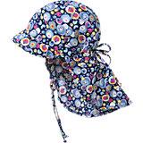 Hut mit Nackenschutz für Mädchen