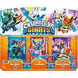 Skylander Giants 3er Pack (Flashwing, Gill Grunt, Double Trouble)