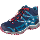 MCKINLEY Kinder Outdoorschuhe Chromosome AQX Mid Jr, blau/rot