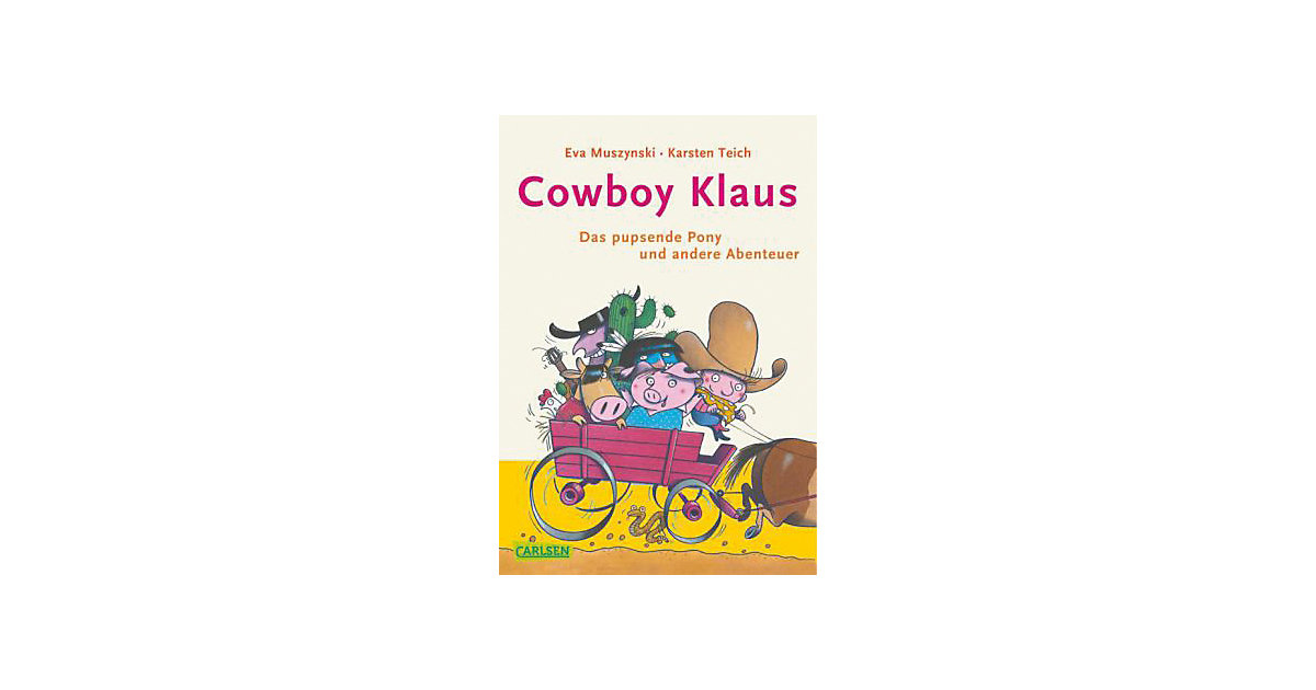 Buch - Cowboy Klaus