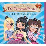 Die Petticoat-Piraten und der Schluckauf-Fluch, 1 Audio-CD, Teil 2