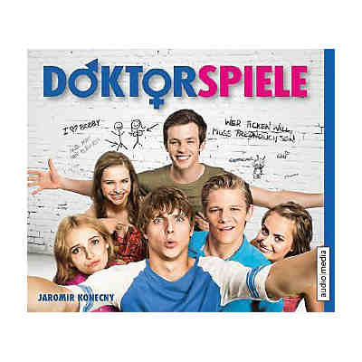 Doktorspiele, 2 Audio-CDs