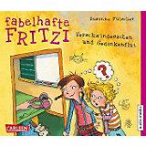 Fabelhafte Fritzi: Verschwindesachen und Gedankenflut, 3 Audio-CDs, Teil 2