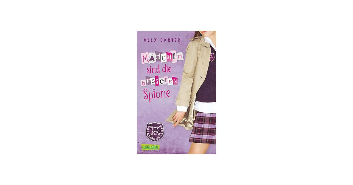 Buch - Gallagher Girls: Mädchen sind die besseren Spione, Teil 2