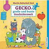 Geckos große und bunte Geschichtenwelt, 1 Audio-CD
