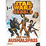 Star Wars Rebels: Mein toller Ausmalspaß