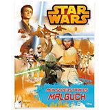 Star Wars: Mein superstarkes Malbuch