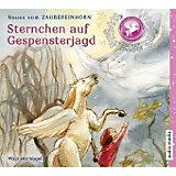 Zaubereinhorn: Sternchen auf Gespensterjagd, 1 Audio-CD, Teil 7