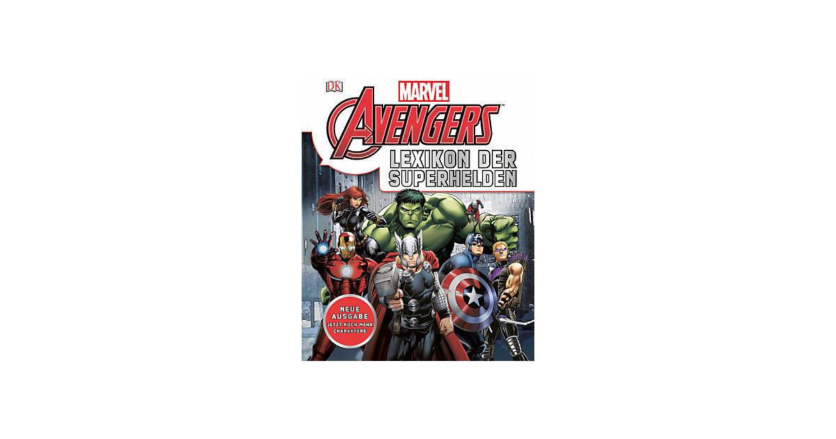 Buch - Marvel Avengers Lexikon der Superhelden