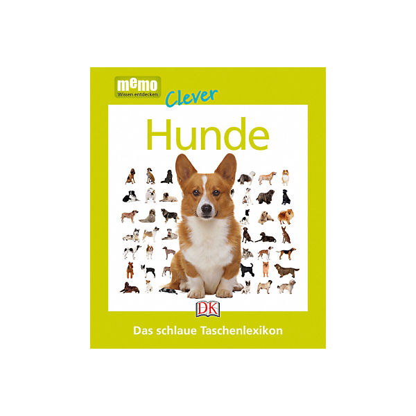 memo Clever Hunde