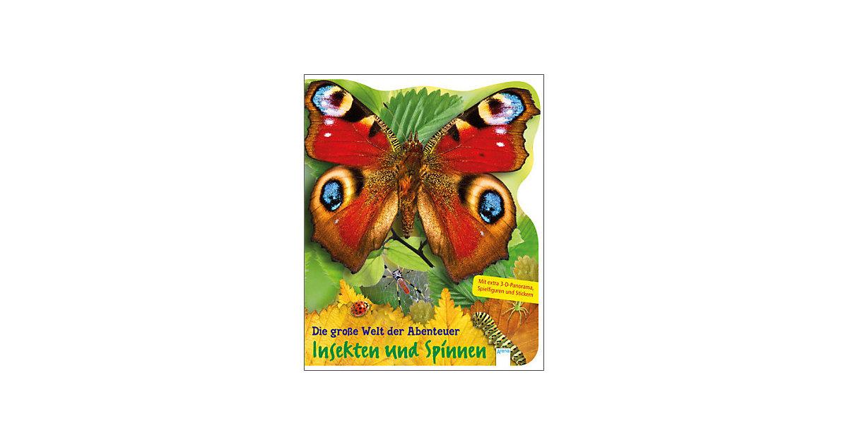 Buch - Insekten und Spinnen