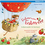 Erdbeerinchen Erdbeerfee: Erdbeerzauber im Feenland, Audio-CD