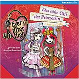 Ever After High: Das süße Gift der Prinzessin, Audio-CD