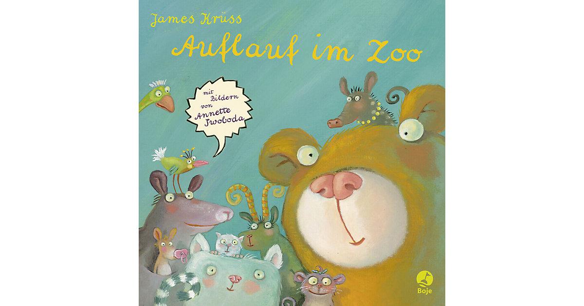Buch - Auflauf im Zoo