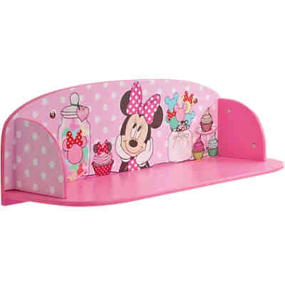 Wandregal Minnie Mouse