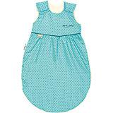 Sommer-Schlafsack  Klimasoft mit Tencel, smaragd